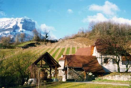 Le Moulin de la Tourne