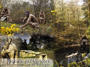 Parc de préhistoire de Bretagne / Malansac