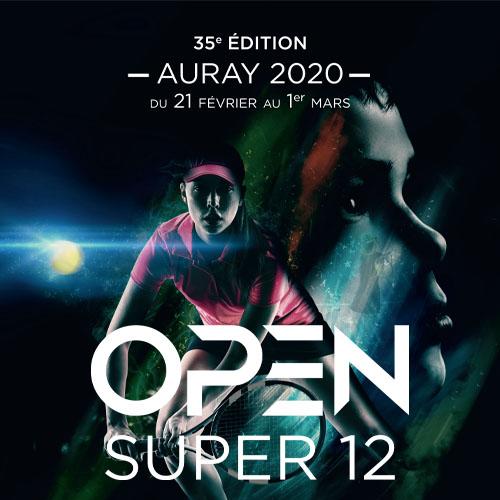 Tennis Open Super 12 Auray